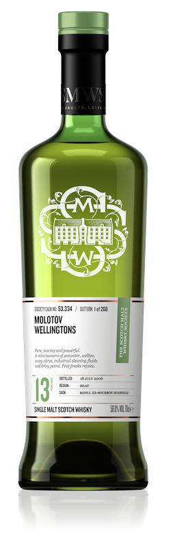 Molotov wellingtons
