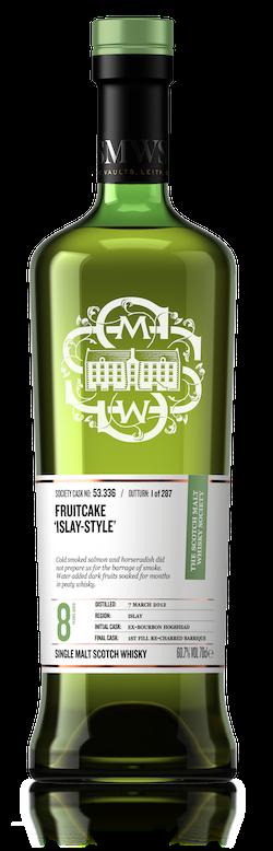 Fruitcake 'Islay-style'