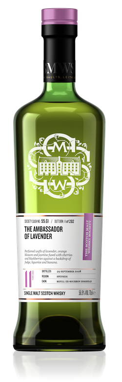 The Ambassador Of Lavender