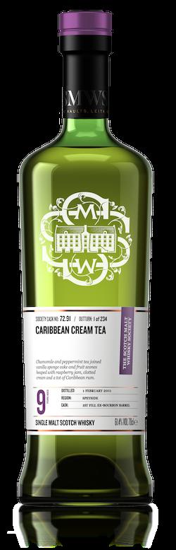 Caribbean Cream Tea