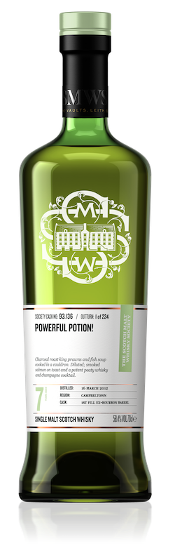 Powerful potion!